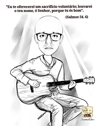 salmos 54. 6